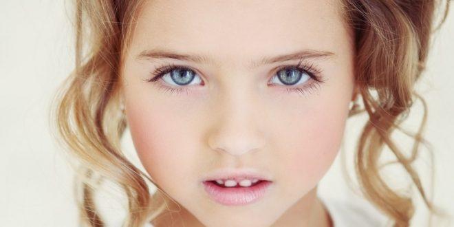 صور مكياج بنات صغار بالصور , افضل لوكات المكياج للصغار