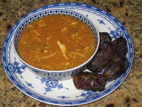 صورة الحريرة المغربية بالصور , اكلات مغربية مميزة