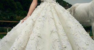 صور احدث فساتين زفاف , فساتين زفاف حديثه