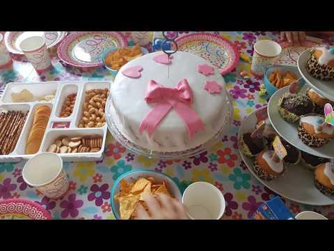 صورة طاولة عيد ميلاد , افكار جميله لطاوله اعياد الميلاد