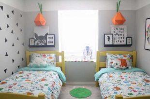 صورة ديكورات نقاشه غرف اطفال , فكر ابداعية جديدة