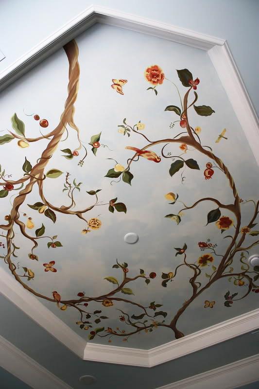 صور سقف معلق جبسون بورد , افكار جديده لشقتك بالجبس