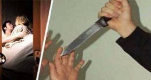 قصة الزوجة الخائنة , قتل الزوج لزوجته بطريقه بشعه بسبب مافعلته