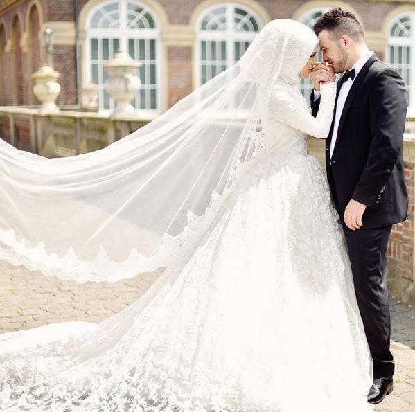 صورة اجمل لقطات العرسان , احلى صور للمتزوجين يوم الزفاف 2090 1