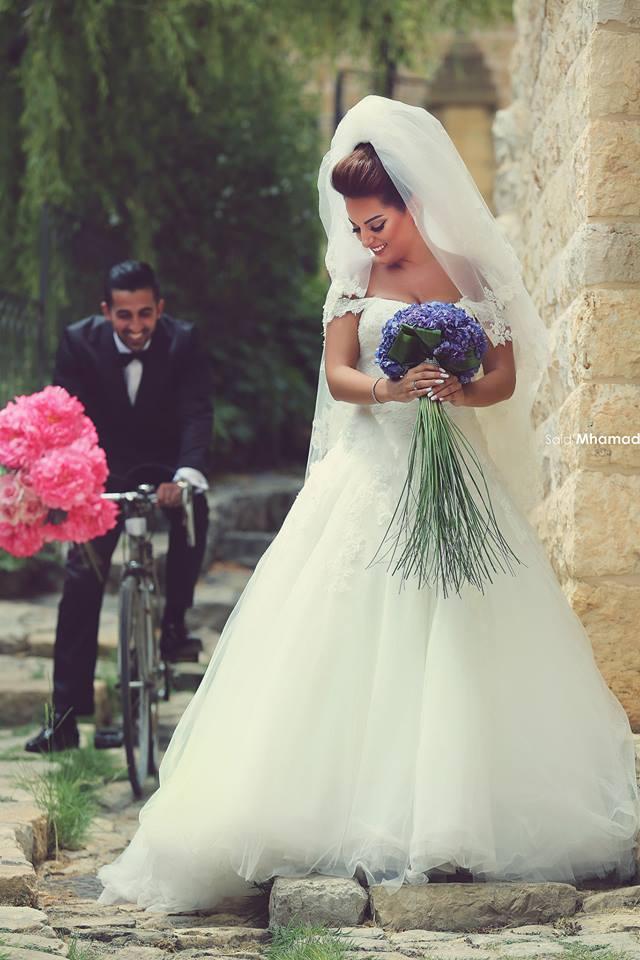 صورة اجمل لقطات العرسان , احلى صور للمتزوجين يوم الزفاف 2090 2