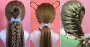 صور تسريحات للشعر الطويل للبنات , ازاى تستغلى طول شعرك فى تسريحات جذابة