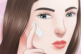 صورة ازالة اثار الجروح من الوجه , وصفة لازالة الجروح