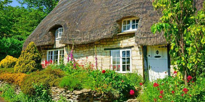 صورة بيوت ريفية جميلة , مميزات البيوت الريفية