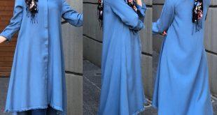 صورة الموضة 2019 للبنات المحجبات , تالقى باحدث الموديلات