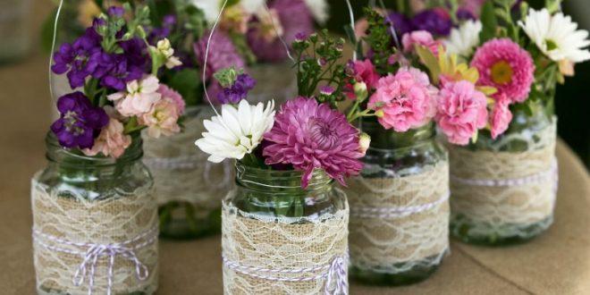 صورة تنسيق الزهور فى الاوانى , تعرف انماط تنسيق الزهور