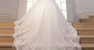 صور فساتين زفاف انستقرام , اختارى ارق وافخم فستان فرح