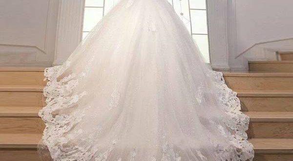صورة فساتين زفاف انستقرام , اختارى ارق وافخم فستان فرح