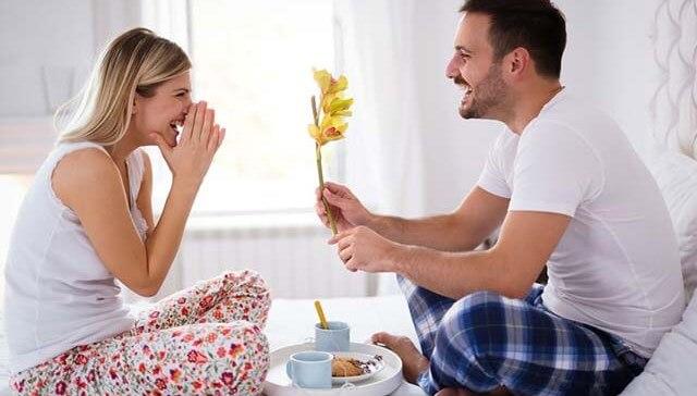 صور كيف اجعل زوجي يهتم بي , ازاى تلفتى نظره وتبقي محور اهتمامه دايما