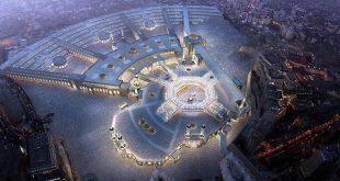 صورة اين تقع مكة المكرمة , مركز العالم و اقدس مكان بالارض