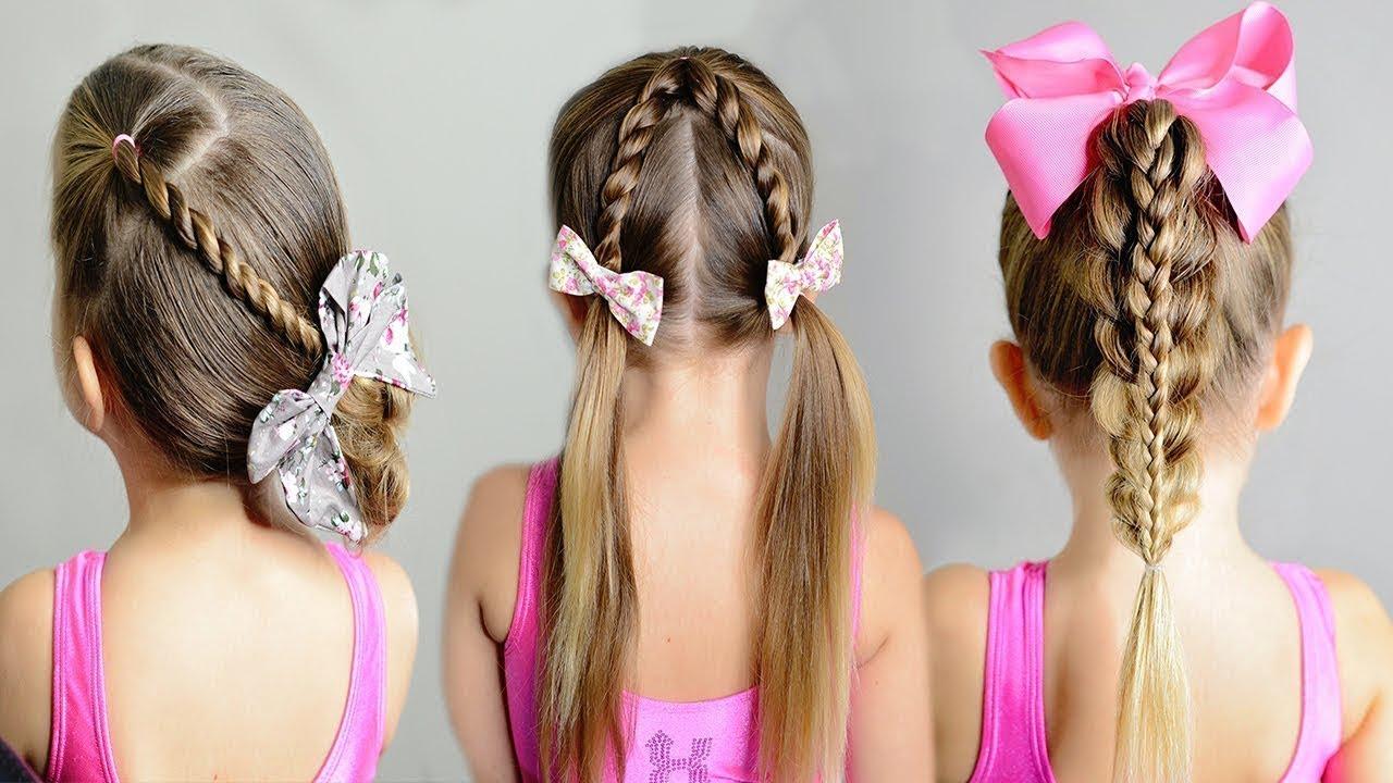 تسريحات شعر للاطفال بالخطوات اعملى احلى تسريحة لبنتك حنين الذكريات