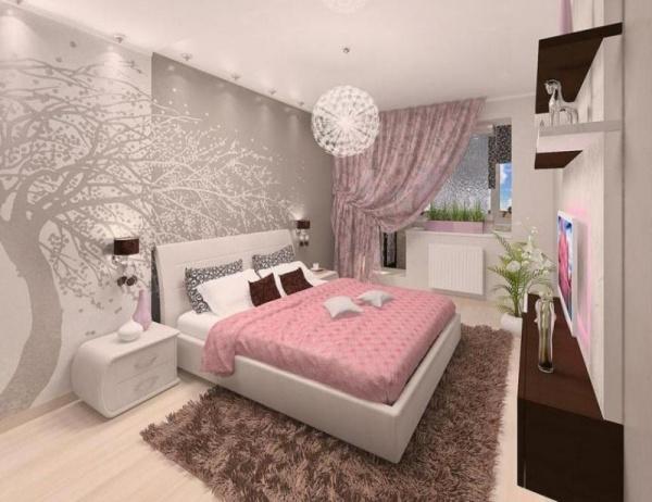 صورة احلى الوان غرف نوم , اجمل تنسيقات الوان لغرف النوم
