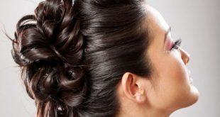 خطوات تسريحات شعر , اختارى تصفيفة شعرك على ذوقك