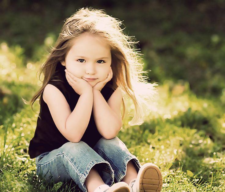 بنات جميلات صغيرات صور لاجمل الاطفال البنات حنين الذكريات