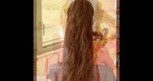 صورة بنات شعرهم طويل , صور بنات جميله باحلى شعر طويل