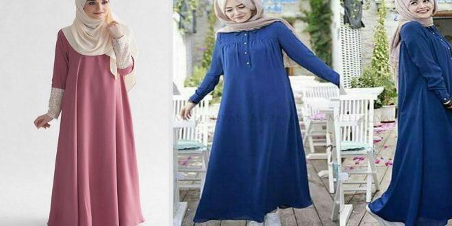 صورة ملابس محجبات مغربية , اختارى احلى ملابس محجبات مغربية