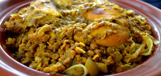 صورة طريقة تحضير الرفيسة , اكلة مغربية سهلة التحضير