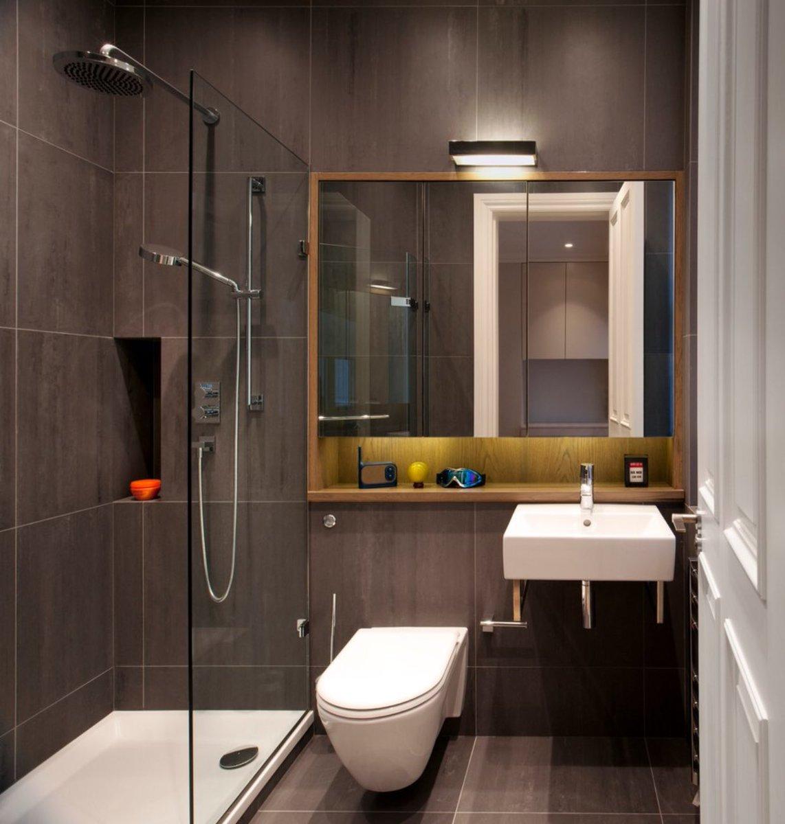 صورة تصميم حمامات منازل , اوووو ما اجمل هالتصميم بجد ما فى احلى من كدة