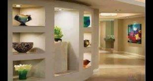 صورة اشكال ديكورات جبس بورد , تصميمات منازل حديثة