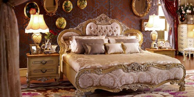 صورة غرف نوم 2019 كلاسيك , اختارى افضل كلاسيكيات فى غرف النوم