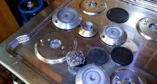 صورة طريقة تنظيف البوتاجاز , اسهل طريقه لتنظيف البوتاجاز باحترافية