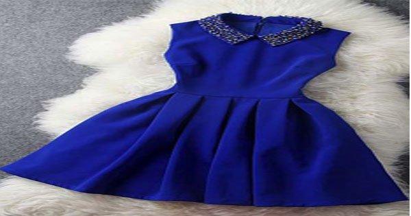 صورة تفسير الاحلام فستان ازرق , ما معنى انى البس فستان ازرق فى المنام