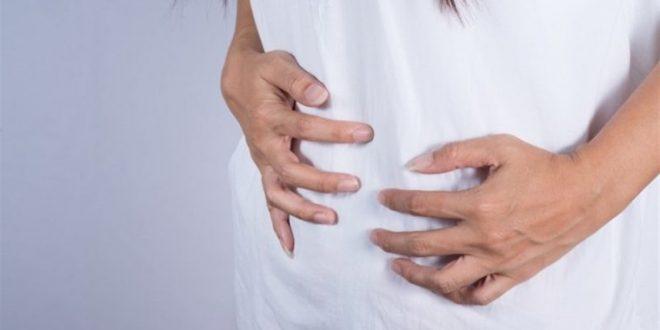 صورة انتفاخ البطن قبل الدورة من اعراض الحمل , لا نقدر على التفرقه بين الحمل و الانتفاخ