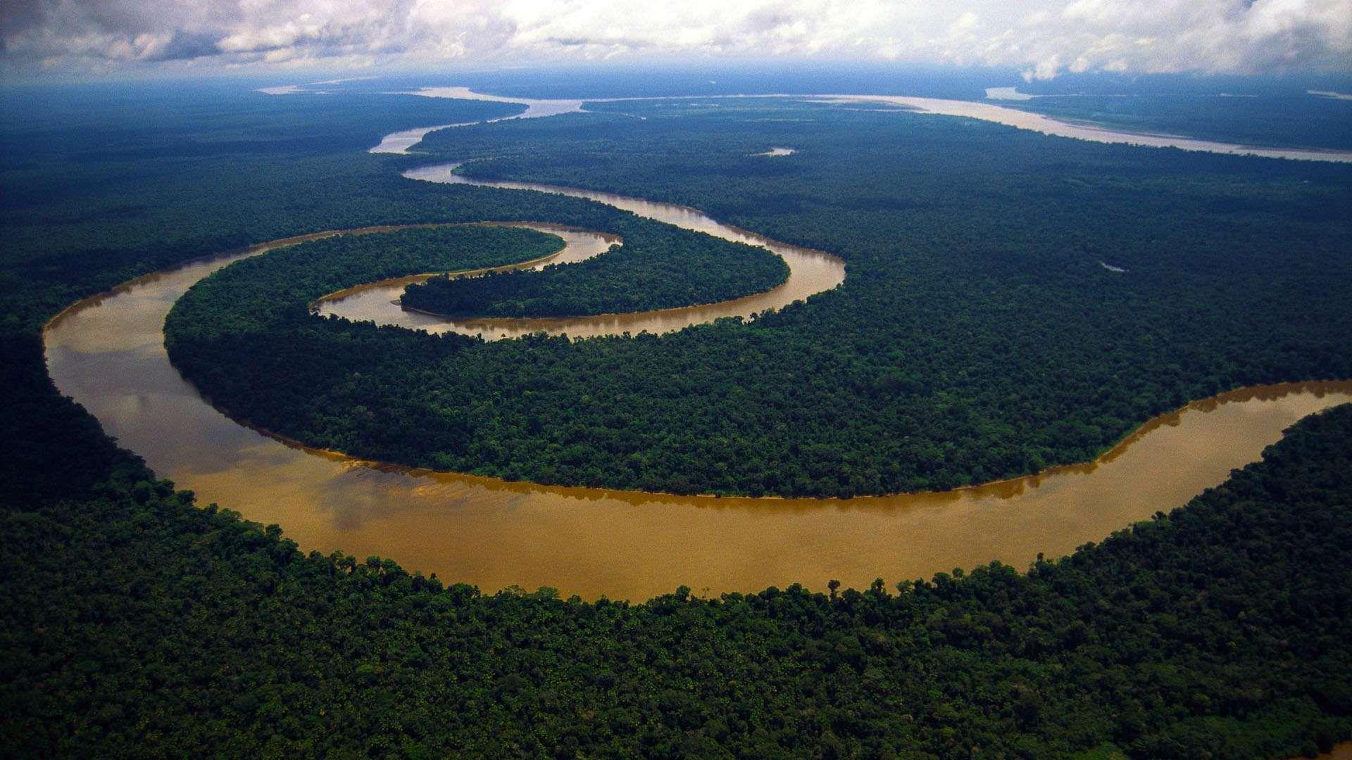 ما هو اعرض نهر في العالم معلومات غريبه و عجيبه عن نهر الامازون حنين الذكريات