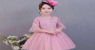 صورة فساتين جميلة للاطفال , فساتين الاطفال تخطف القلب