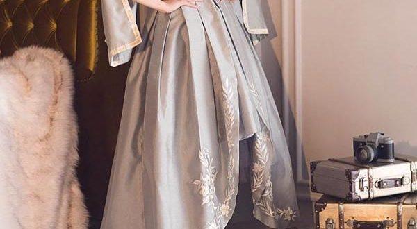 صورة فساتين وعد الكثيري , اجمل تشكيلا لفساتين وعد الكثيرى