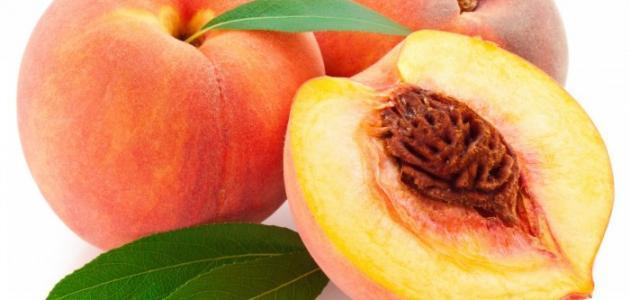 صورة فوائد الخوخ للحامل , الفواكه و الحمل