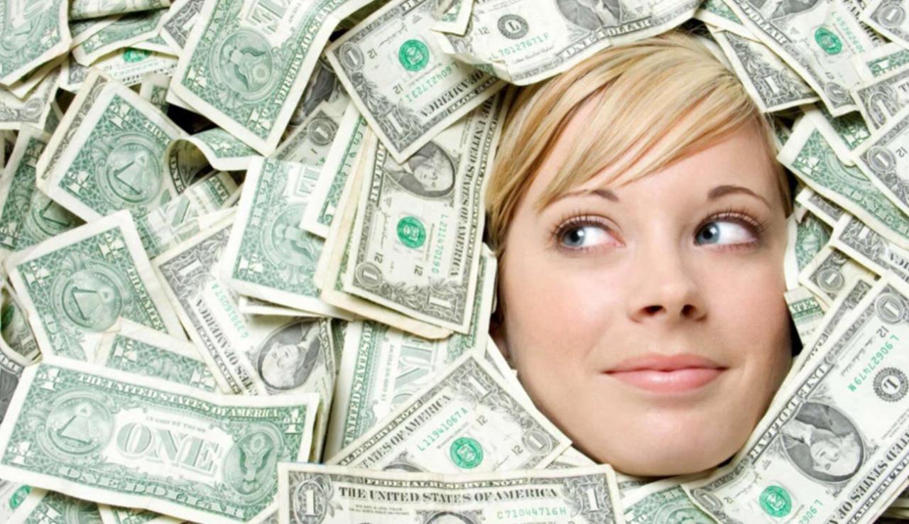 صورة تفسير اعطاء المال في المنام , ستندهش من تفسير روية المال بالمنام