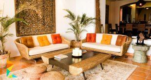 غرف معيشة بسيطة , اكثر اركان البيت راحه ببساطه