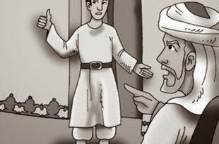 صورة صحة قصة الحجاج مع الغلام , جراه الغلام تغلب بلاغه الحجاج
