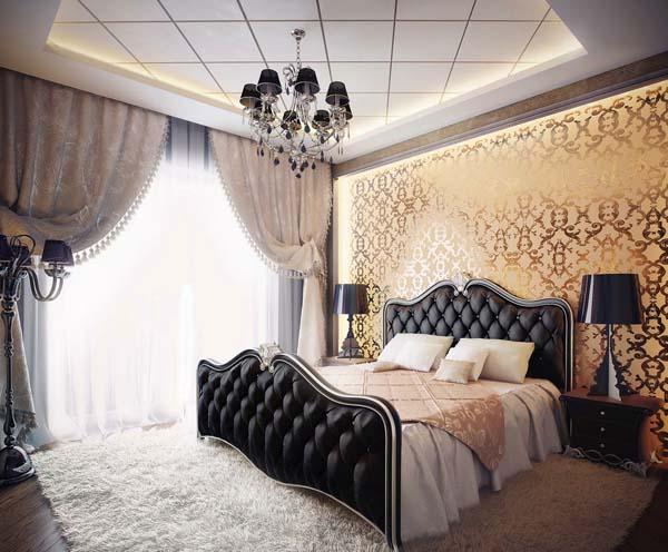 صورة احدث تصاميم غرف نوم , اثاث اهم غرفة في المنزل