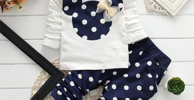 صورة لبس بيبيهات بنات , تشكيله جميله من ملابس البنات