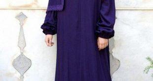 صورة اسدال خروج 2019 , ملابس خروج حشمه للبنات