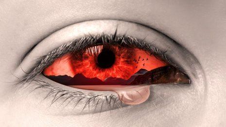 صورة تفسير حلم معانقة الميت والبكاء , ارى شخص ميت في المنام