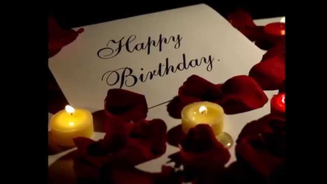 صورة تهنئة عيد ميلاد حبيبي , خلى حبيبك يموت فيكى بتهنيئته فى عيد ميلادة 925 9
