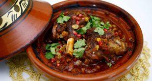 صورة طريقة تحضير طاجين , احترفى الطبخ مع احلى طاجين