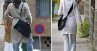 صورة حكم لبس البنطلون مع بلوزه طويله , احكام عن سترة المراة
