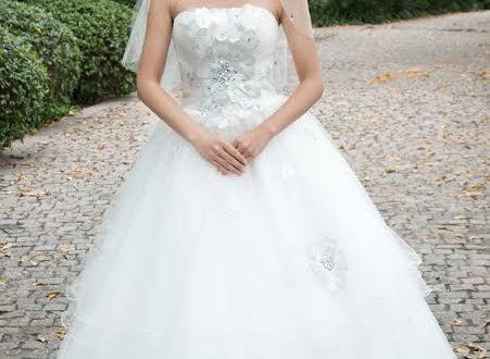 صورة اجمل فساتين الفرح , فستان فرحك يجذب الحاضرين