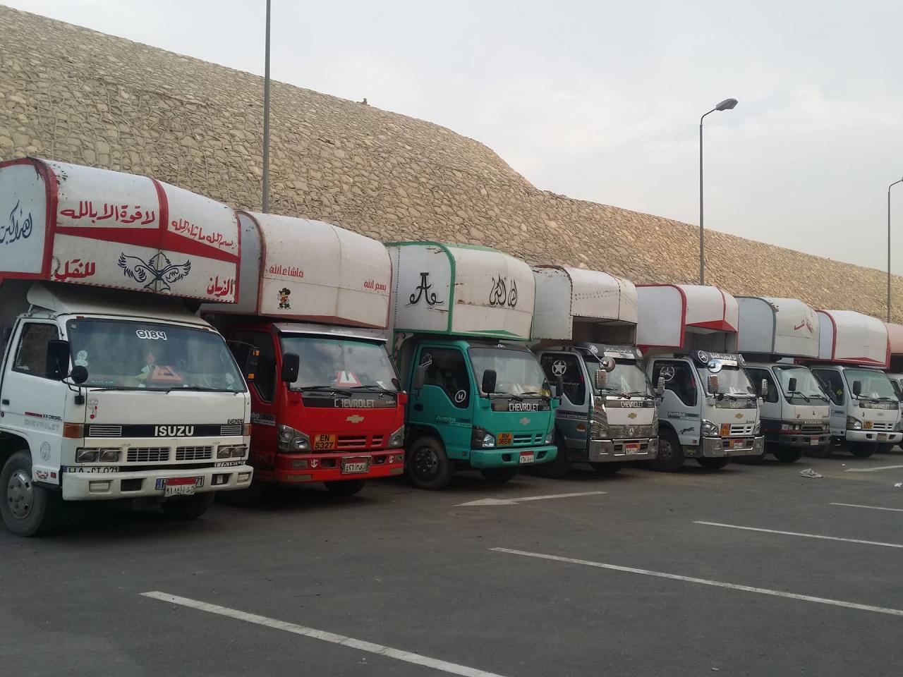 صورة شركات نقل عفش فى مصر , معقول يوجد هذا الشركات فى مصر لان