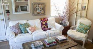 صورة غرف معيشة صغيرة الحجم , احدث غرف معيشه صغيرة مودرن