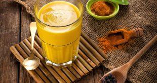 صورة فوائد شرب الكركم مع الحليب , معلومات عن اهم علاجات المشروب الهندى