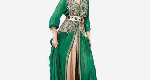 صورة موديلات فساتين خليجيه , هذه الفساتين من اروع التصميمات الخليجيه
